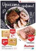 Gazetka promocyjna Auchan - Upieczone, zjedzone! - ważna do 19-09-2018