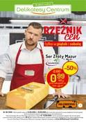 Gazetka promocyjna Delikatesy Centrum - Rzeźnik cen - ważna do 19-09-2018