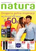 Gazetka promocyjna Drogerie Natura - Drogeria pełna inspiracji - ważna do 26-09-2018