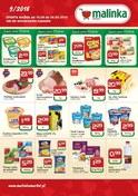 Gazetka promocyjna MALINKA Market - Oferta promocyjna - ważna do 26-09-2018