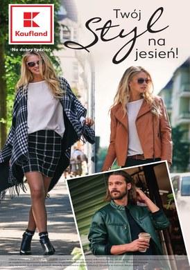Gazetka promocyjna Kaufland - Twój styl na jesień!