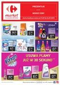 Gazetka promocyjna Carrefour Market - Prezentuje niskie ceny - ważna do 24-09-2018