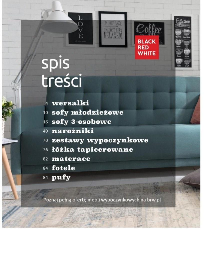 29b572097accb Gazetka Katalog mebli tapicerowanych 14. 09. 2018 - 01. 01. 2020 lub ...