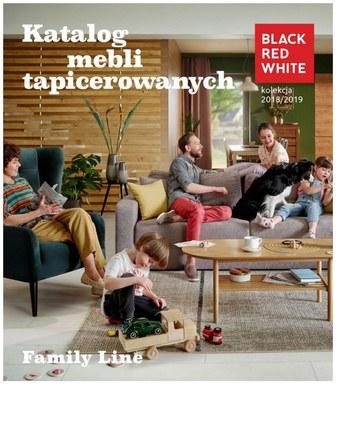Gazetka promocyjna Black Red White, ważna od 14.09.2018 do 31.12.2019.