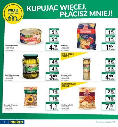 Gazetka promocyjna Makro Cash&Carry, ważna od 11.09.2018 do 24.09.2018.