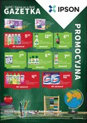 Gazetka promocyjna Ipson - Czystość i higiena na codzień - ważna do 07-10-2018