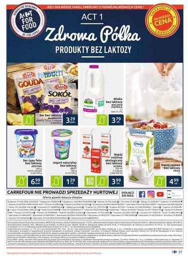 Gazetka promocyjna Carrefour, ważna od 18.09.2018 do 30.09.2018.