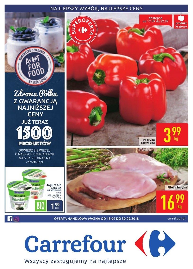 Carrefour: 7 gazetki