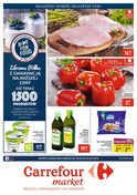 Gazetka promocyjna Carrefour Market - Act for food - ważna do 30-09-2018