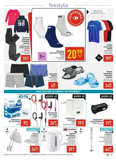 Gazetka promocyjna Carrefour Market, ważna od 18.09.2018 do 30.09.2018.