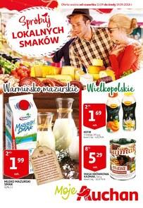 Gazetka promocyjna Auchan, ważna od 13.09.2018 do 19.09.2018.