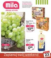 Gazetka promocyjna MILA - Zakupy, aż miło