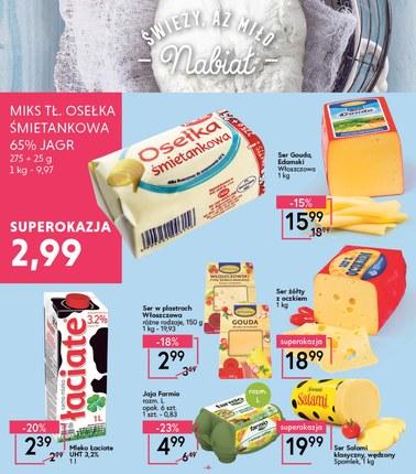 Gazetka promocyjna MILA, ważna od 19.09.2018 do 25.09.2018.