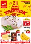 Gazetka promocyjna POLOmarket - Urodzinowe hity - ważna do 25-09-2018