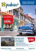 Gazetka promocyjna Lidl - Podróże  - ważna do 14-10-2018
