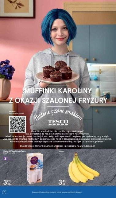 Gazetka promocyjna Tesco Hipermarket, ważna od 20.09.2018 do 26.09.2018.