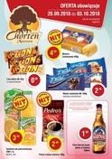Gazetka promocyjna Chorten - Oferta handlowa - ważna do 03-10-2018