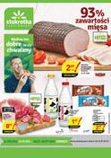 Gazetka promocyjna Stokrotka - Gazetka promocyjna - supermarket  - ważna do 26-09-2018