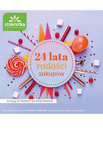Gazetka promocyjna Stokrotka, ważna od 13.09.2018 do 26.09.2018.