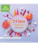 Gazetka promocyjna Stokrotka - 24 lata radości zakupów