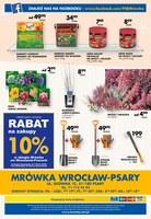 Gazetka promocyjna PSB Mrówka - Oferta handlowa - Wrocław Psary