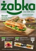 Gazetka promocyjna Żabka - Smaki na każdy dzień  - ważna do 02-10-2018