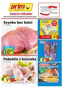 Gazetka promocyjna Prim Market, ważna od 20.09.2018 do 26.09.2018.