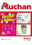 Gazetka promocyjna Auchan - Kultowe marki - ważna do 26-09-2018