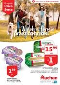 Gazetka promocyjna Auchan - W dobrej formie przez cały rok! - ważna do 27-09-2018