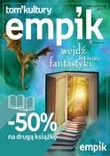 Gazetka promocyjna EMPiK - Tom' kultury - ważna do 02-10-2018