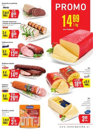 Gazetka promocyjna Intermarche Super, ważna od 28.09.2018 do 29.09.2018.