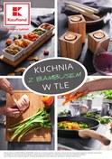 Gazetka promocyjna Kaufland - Kuchnia z bambusem w tle - ważna do 26-09-2018