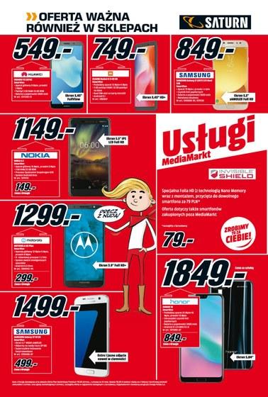 Gazetka promocyjna Saturn, ważna od 20.09.2018 do 26.09.2018.