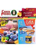 Gazetka promocyjna Chata Polska - Cały tydzień cuda cenowe - ważna do 26-09-2018