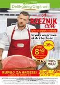 Gazetka promocyjna Delikatesy Centrum - Rzeźnik cen - ważna do 26-09-2018