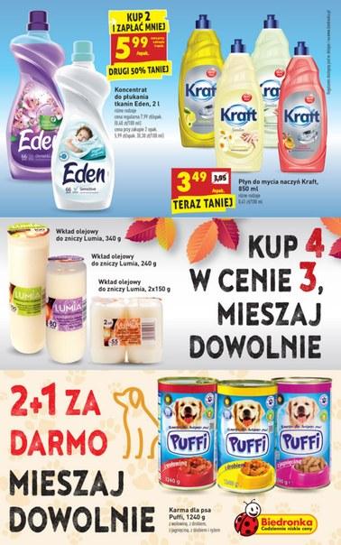 Gazetka promocyjna Biedronka, ważna od 21.09.2018 do 22.09.2018.