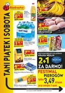 Gazetka promocyjna Biedronka - Tani piątek i sobota