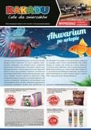 Gazetka promocyjna Kakadu - Akwarium po urlopie