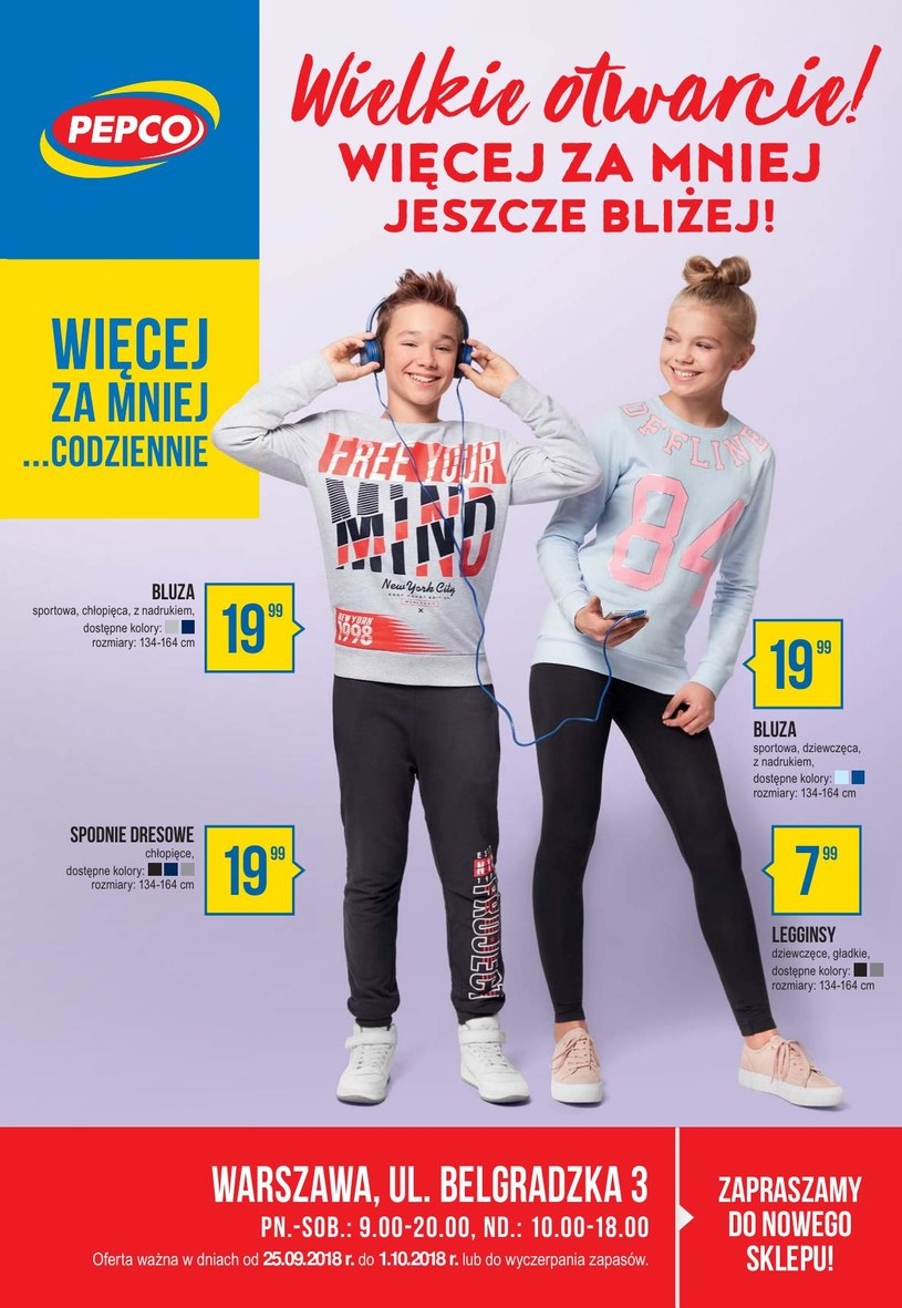 Pepco: 2 gazetki