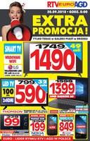 Gazetka promocyjna RTV EURO AGD - Extra promocja! - Brzeg