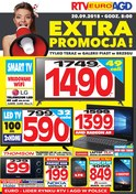Gazetka promocyjna RTV EURO AGD - Extra promocja! - Brzeg - ważna do 30-09-2018