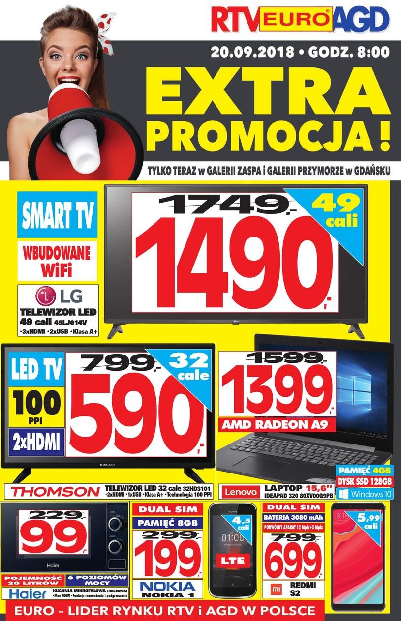 RTV EURO AGD: 7 gazetki
