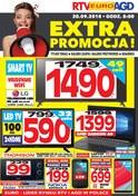 Gazetka promocyjna RTV EURO AGD - Extra promocja - Gdańsk - ważna do 30-09-2018