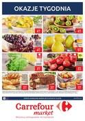 Gazetka promocyjna Carrefour Market - Okazje tygodnia - ważna do 01-10-2018