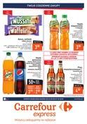 Gazetka promocyjna Carrefour Express - Twoje codzienne zakupy - ważna do 01-10-2018