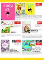 Gazetka promocyjna Księgarnie Świat Książki - -50% druga książka