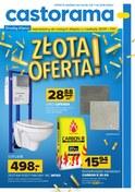 Gazetka promocyjna Castorama - Złota oferta! - ważna do 07-10-2018