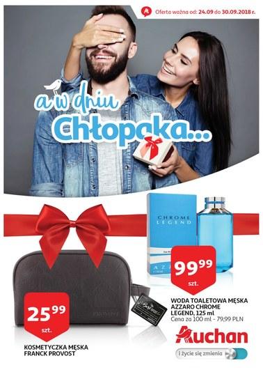 Gazetka promocyjna Auchan, ważna od 24.09.2018 do 30.09.2018.