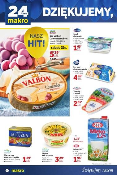 Gazetka promocyjna Makro Cash&Carry, ważna od 24.09.2018 do 08.10.2018.