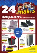 Gazetka promocyjna Makro Cash&Carry - 24 lata Makro - ważna do 08-10-2018